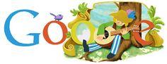 Google Doodle: Miroslav Krleža