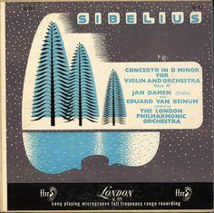 Sibelius record cover