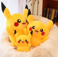 $13.99 (Buy here: https://alitems.com/g/1e8d114494ebda23ff8b16525dc3e8/?i=5&ulp=https%3A%2F%2Fwww.aliexpress.com%2Fitem%2FHigh-Quality-cute-Pokemon-Pikachu-plush-toy-doll-Bika-Qiu-Pokemon-doll-birthday-gift-45cm%2F2050662116.html ) 45cm High Quality cute Pokemon  Pikachu Plush Toys High Quality Very Cute Pokemon Plush Toys For Children's Gift 1pcs for just $13.99