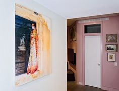 We added a little piece of #India to this customer's home.  Get an exclusive first-look pass to the #FotoFoam gallery at FotoFoamco.com