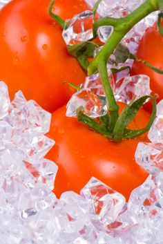 This is a guide about freezing tomatoes. If you are unsure what to do with a bumper crop of tomatoes, freezing them is an excellent way to preserve them for later in the year.