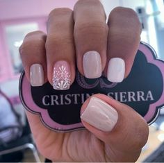 Uñas Nude Nails, Pink Nails, Gel Nails, Precious Nails, Pink Wedding Nails, Transparent Nails, Baby Nails, Finger, Nail Decorations