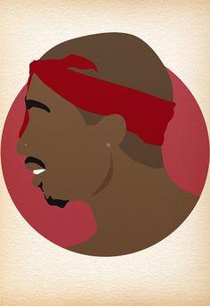 Cute Canvas Paintings, Small Canvas Art, Mini Canvas Art, 2pac, Tupac Shakur, Trippy Drawings, Easy Drawings, Vinyl Record Art, Hip Hop Art