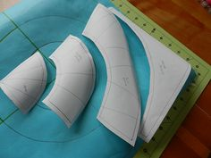 freezer paper paper piecing. This is the best method for paper piecing. Because you dont sew the paper clean up is a breeze.