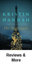 The nightingale / Kristin Hannah. Viann and Isabelle have always been close despite their differences. Younger, bolder sister Isabelle lives in Paris while Viann lives a quiet and content life in the French countryside with her husband Antoine and their daughter. When World War II strikes and Antoine is sent off to fight, Viann and Isabelle's father sends Isabelle to help her older sister cope.