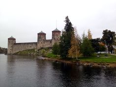 """See 236 photos and 11 tips from 2474 visitors to Savonlinna. """"Enjoy life in a very beatiful city! I suggest you to try very delisious finish fish,. Castles, Mansions, House Styles, City, Chateaus, Manor Houses, Villas, Mansion, Cities"""