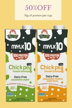 Milk Alternatives, Plant Based Milk, Vegan Smoothies, Vanilla Flavoring, Almond Milk, Dairy Free, Protein, Beverages, Low Carb