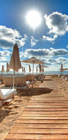Ushuaïa Beach Club, Ibiza, Spain