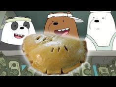 How to Make CALZONES from We Bare Bears! Feast of Fiction S4 Ep27 - YouTube