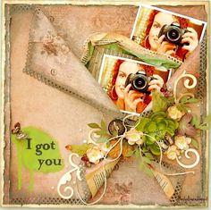 I got you-ScrapThat- July kit Reveal  By Marilyn Rivera