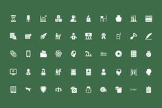 125+ Education Vector Icons - Vol 2 - Icons - 3