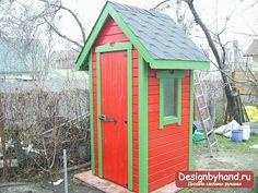 как построить туалет на даче: пошаговые инструкции и видео