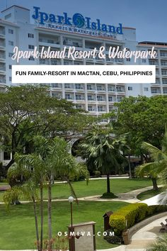 Fun long-weekend vacation at the Jpark Island Resort and Waterpark (Cebu, Philippines) with the kids via @osmiva Siargao, Palawan, Coron, Asia Travel, Travel Usa, Travel Abroad, Manila, Filipino, Travel Inspiration