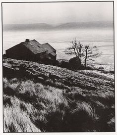 photo of Top Withens by Fay Godwin, the inspiration for Wuthering Heights
