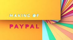 PayPal isn't just an online payment method, it is a licensed bank as well. Die Botschaft and SEHSUCHT Berlin developed a nice concept to communicate this…
