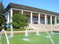 Opera Theatre - Chisinau, Moldova by whl.travel, via Flickr