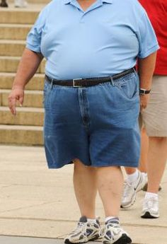 Gallup: U.S. obesity rate slightly higher from last year