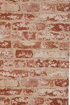 Brick Trompe L'oeil Wallpaper  #UrbanOutfitters