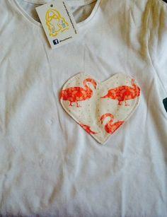 Camiseta de Miss Yellow