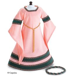 CarpatinaDolls.Com has gorgeous historical-inspired doll clothes that can fit American Girl Dolls.