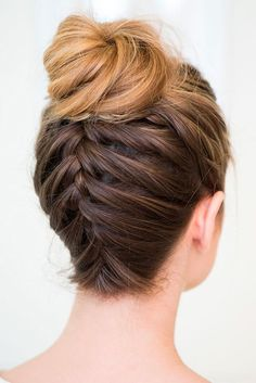Braided Updos Hairstyles picture 3