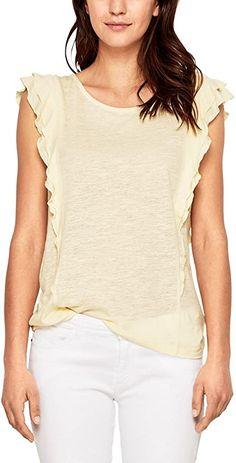 Bekleidung, Damen, Tops, T-Shirts & Blusen, Tops Shirt Bluse, Fashion, Summer, Clothing, Women's, Moda, Fashion Styles, Fashion Illustrations