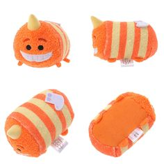 Japan exclusive mini George Sanderson Tsum Tsum (from Monsters, Inc.)!