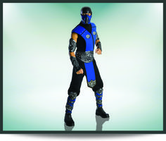 coolest halloween costumes for men sub zero mortalkombat - Spirit Halloween Medford Ma