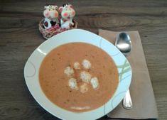 Sajtos gombóc | mrs.parti világa Cheeseburger Chowder, Food And Drink, Soup, Soups