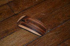premier prototype de souris en bois - Hélène Retière
