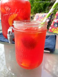 Fresh and Fruity Jungle Juice using Kool-Aid - My Craftily Ever After