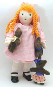 Goldilocks & Three Teddy Bears