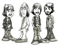 Beatles by garudanam.deviantart.com