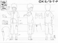 Naruto Uzumaki: Academy Enrollment! 6yrs.