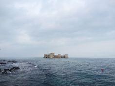 Castle in the Sea / Mersin