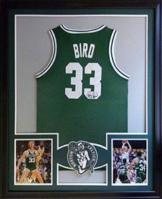 Larry Bird Framed Jersey Signed JSA COA Autographed Boston Celtics Mister Mancave http://www.amazon.com/dp/B014XJN1XQ/ref=cm_sw_r_pi_dp_iJ7qwb1KN4017