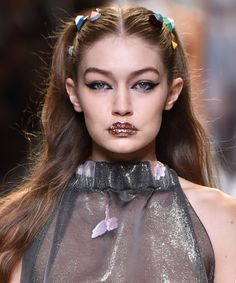 So It Looks Like Glitter Lips Are Officially a Thing