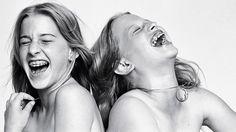 Comme des Garçons AW88 campaign 'Sisters'
