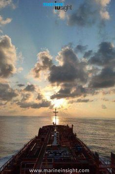 #lifeatsea #marineinsight #sea #ship #seafarer #maritime #seaman #sailor #sailing  Photograph by @arpan17