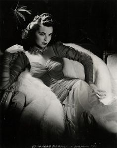 Marguerite Chapman by George Hurrell, 1942www.stores.eBay.com/GrapefruitMoonGallery