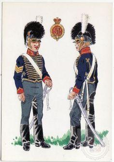 artilleur à cheval anglais en Espagne British Army Uniform, British Uniforms, Waterloo 1815, Battle Of Waterloo, Empire, Royal Horse Artillery, War Of 1812, Napoleonic Wars, Great Britain