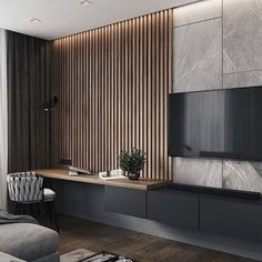 Home Inspiration // Loft Interior Living Room Interior, Home Living Room, Living Room Decor, Kitchen Living, Small Living Rooms, Cozy Living, Bedroom Decor, Home Room Design, Home Interior Design