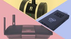 From a desktop computer that fits in your pocket, to a desk that keeps you moving, this might be the year to update your office technology.