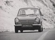 Honda N600 Okt 1967 by Michiel V, via Flickr