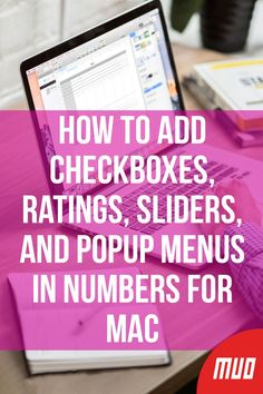 Use Numbers on your Mac? Here's how to add checkboxes, sliders, steppers, star ratings, and popup menus to your spreadsheets. Popup Menu, Mac Tips, Negative Numbers, Customer Survey, Computer Help, Productivity Apps, Mac Book, Mac Laptop, Charts And Graphs