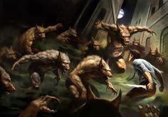 Werewolves...