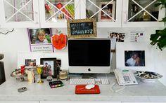 Office Kitchen - Kyle Richards' Home
