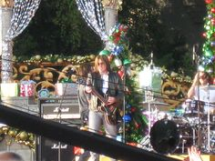 Billy Ray Cyrus - Taping of the Walt Disney World Christmas parade - 2008 - by Jamie Benny