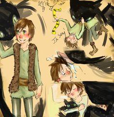 HTTYD scribbles by birdswii.deviantart.com on @deviantART