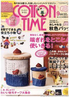 Magazine subscription available. Knitting Magazine, Crochet Magazine, Magazine Couture, Japan Crafts, Sewing Magazines, Book And Magazine, Time Magazine, Crochet Books, Book Crafts